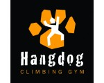 Hangdog Climbing Gym Logo