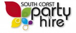 South Coast Party Hire logo