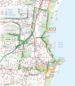 PDF Download of the Wollongong CBD Map