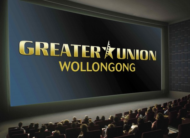 Greater Union Cinemas Wollongong