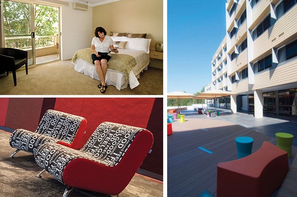 Accommodation Services UOW